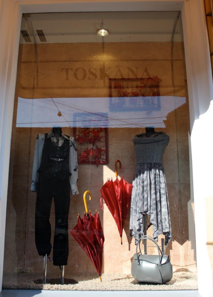Toskāna, Brīvības iela